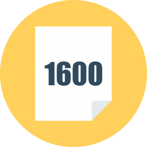 Perfect 1600 SAT Icon